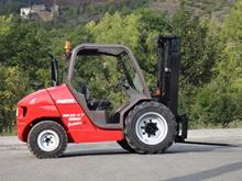 Venta de All-terrain forklifts MANITOU MH25-4T